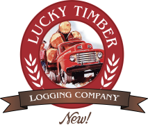 lucky timber logging company